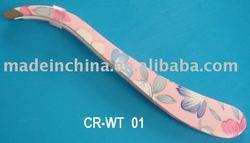 Curved Flower Eyebrow Tweezer