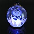 Led de luz bolas cristal