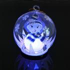 Led Light Glass Balls