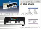 37 keys musical toys organ electrical toys 3768