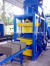 Concrete Block Machine