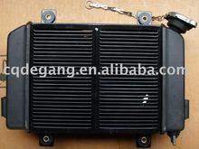 all aluminum motorcycle radiator