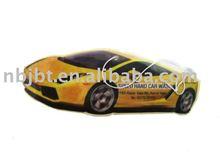 promotion gift item promotional paper car air freshener