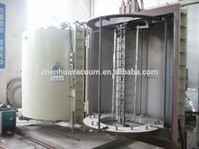 Reflector torch cup vacuum metallization machine