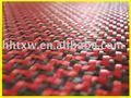 Tecido de carbono kevlar, carbono kevlar tecido híbrido, híbrido de tecido