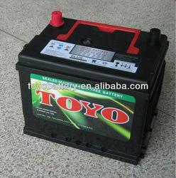 MF N50Z Maintenance Free Car Battery / MF Auto battery