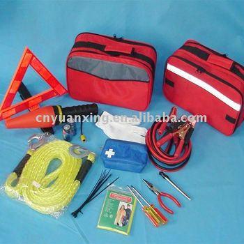 Roadside Emergency Kit, car used care kit china