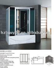 hot classic sliding steam shower room