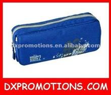 pencil case/polyester fabric pen bag