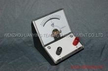Analog dc millivoltmeter electrical meter