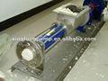 Xinglong XG série aberto hopper bomba de parafuso mono usado em molho de tomate / maionese processamento