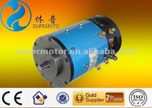 differential ev dc motor for car