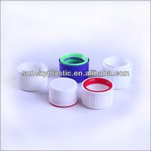 Plastic Push and Turn Caps
