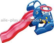 PLASTIC Slide Kids indoor play equipment