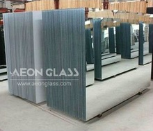 1mm-6mm double coated SILVER MIRROR