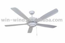 """52"""" 5 ABS white Ceiling Fan"""