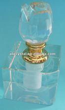 wedding decoration beauty crystal perfume bottle