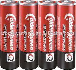 AA super heavy duty battery
