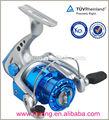 2012 novo design de alta qualidade punho de dobramento pesca carretilha e vara