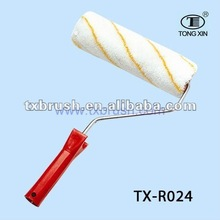9 inch plastic handle acrylic paint roller,roller brush
