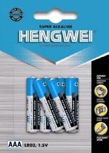 Alkaline Battery(AAA 6/Blister))