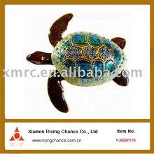 metal tortoise shell jewelry home decor