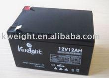 12V sealed lead acid battery