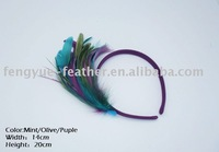 BY-TS302 Saddle Hairpins Fascinator