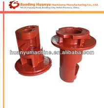 OEM Sand Casting Ductile Iron Double Reduction