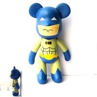 The batman design educational toy action figure