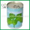Indoor herb seeds in can