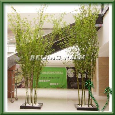 artificielle arbre de bambou pour la décoration