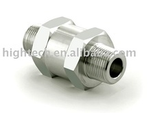 316 stainless steel excess flow check valve