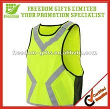 Promotional Printed PVC Reflective Vest