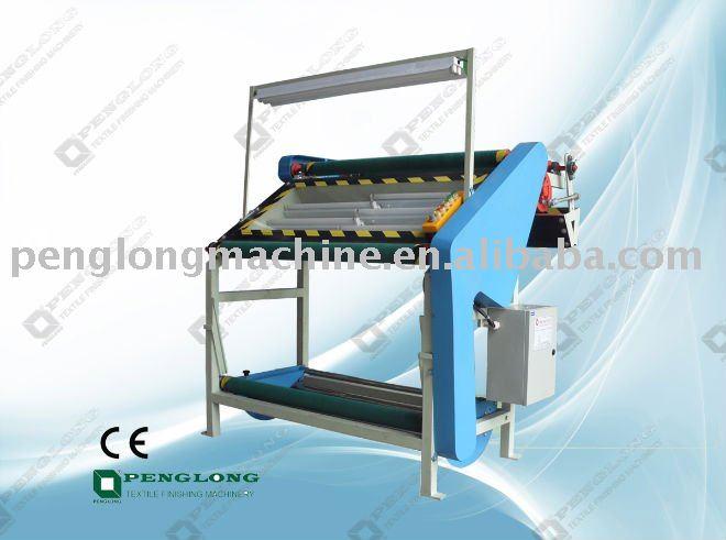 Solo- cara knited tela de inspección de la máquina de tejido tubular