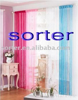 sorter's noble elegant line curtains