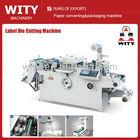 WQM-320G Adhesive Label Cutting Machine(Logo Die cutting machine,Logo die cutter, Logo cutting machine)