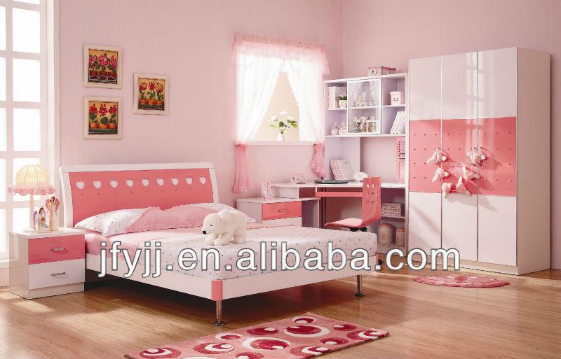 Les chambre pour filles details rose chambre fille for Chambre fille et garcon ensemble