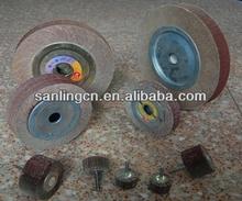 Abrasive Cloth Made Flap Wheel