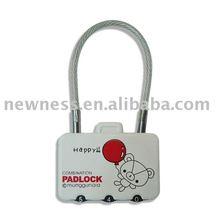 Lovely coded lock