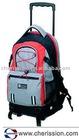 Travel trolley backpack laptop bag