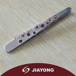 Eyebrow tweezers/Tweezer/Stainless steel tweezers(MZ-007)