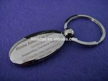 good beautiful promotional key chain/key holder