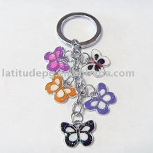 2013 wholesale metal custom keychain