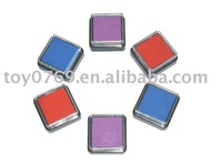 Mini Dye Ink Pad for Toy Stamp