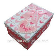 2013 Popular mini wooden treasure chest jewelry box
