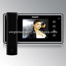 5.6 inch video door phone model G7 with handset