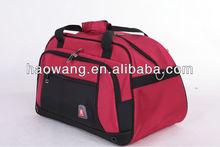 Multi-Compartment Fashion portable hand gym pvc outdoor sport travel Duffle Bag
