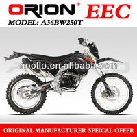 China Apollo ORION 250cc EEC Motard motorcycle On Road Water Cooled 21/18 Racing
