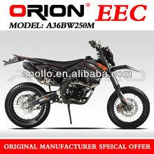 China Apollo Orion EEC 250cc On Road Motorcycle Street Enduro ORION A36BW250M 17/17